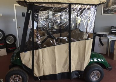 Club Pro 3-Sided Enclosure