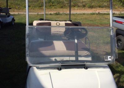 2000 Yamaha Gas Golf Car