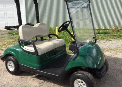 2011 Yamaha Drive EmeraldGas Golf Car