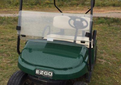 2014 E-Z-G0 TXT Gas Golf Car