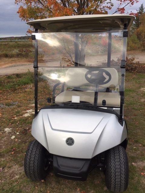 2020 Yamaha Drive2 QuieTech Moonstone Metallic (1)