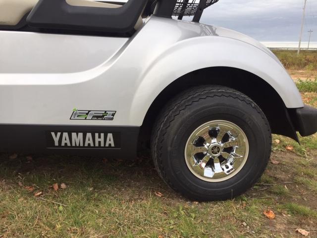 2020 Yamaha Drive2 QuieTech Moonstone Metallic (4)