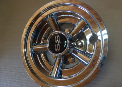 SS Chrome Wheel Cover