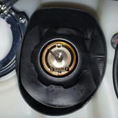 Drive2 Gauge Fuel Cap