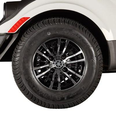10″ Casino Alloy Wheel Assembly